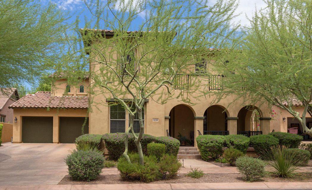The Estates Homes For Sale Dc Ranch Cashman Partners Russ Lyon Sotheby S