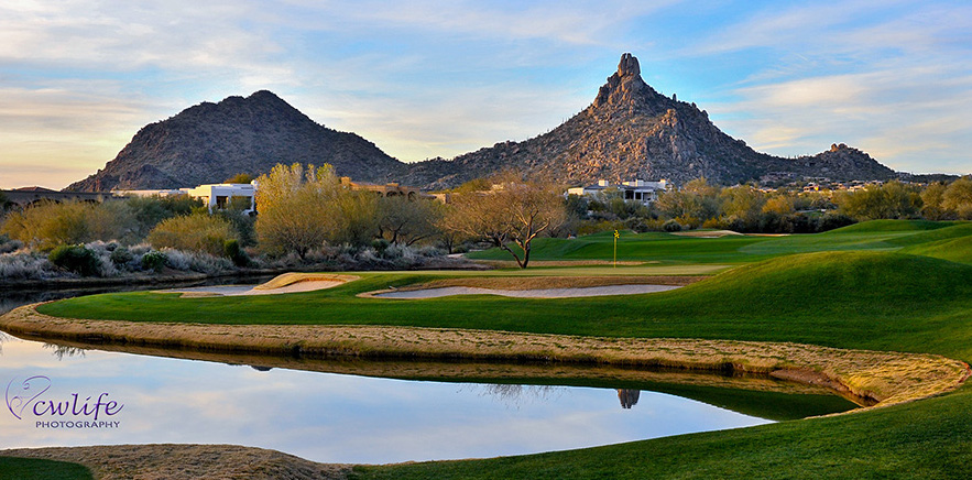 Troon Country Club Photo
